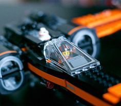 """I can fly anything"" ! Le X-Wing de Poe Dameron en #Lego #StarWars (lien direct dans ma bio) #PoeDameron #LegoStarWars #ForceAwakens #starwarsVII #Xwing #EpisodeVII"