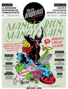 """La clinique des poupées et ses créations à la Mogue s'habillent d'une page dans le   Magazine:""""Vivre Bordeaux & l'Aquitaine"""""""