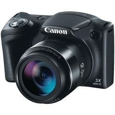 Canon PowerShot® IS Digital Camera (Black) packs a super zoom in a small package. LCD screen and HD video, this camera sacrifices nothing in quality. Plus, the smart auto selects and scene modes. Smart Auto, Best Digital Camera, Best Camera, Digital Cameras, Digital Slr, Tiny Camera, Canon Digital, Dslr Cameras, Camera Nikon