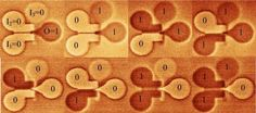 Researchers build first 3D magnetic logic gate