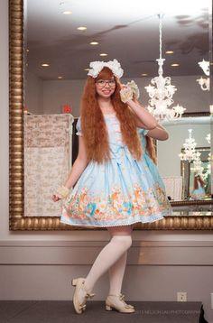 Photographer: Nelson Lau Main Theme, Fashion Labels, Lolita Fashion, Ponytail, Pretty Girls, Harajuku, Fashion Show, Gallery, Baby