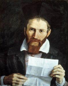 Domenichino, Ritratto di monsignor Giovanni Battista Agucchi, York, York City Art Gallery