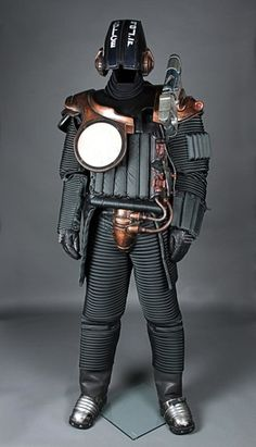 THE FIFTH ELEMENT (1997) - Policeman's Costume - Current price: £5500