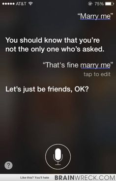 21 Sarcastic Things You Can Get Siri To Say