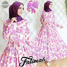 Gamis Syari Cantik Fatimah