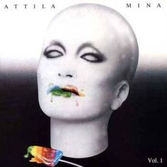 Attila vol. Makeup Forever, Album Covers, Halloween Face Makeup, Moon, Cover Pages, Culture, Musica, Attila, The Moon