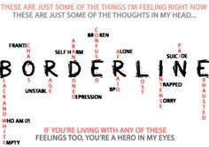 Sondage : misophonie et personnalité borderline | Misophonie