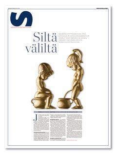 European Newspaper Award Tyttö vai poika? Aina sitä ei pystytä määrittelemään. Silloin puhutaan intersukupuolisuudesta.