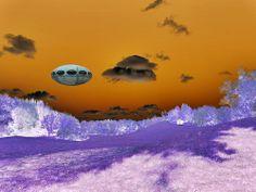Ufo im Park - Time Twisters Today