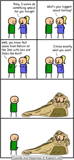 Star Wars Fantasies