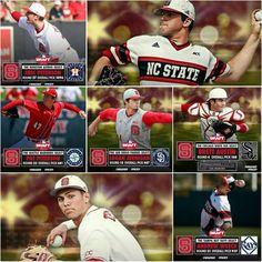 Wolfpackers in the 2014 MLB Draft