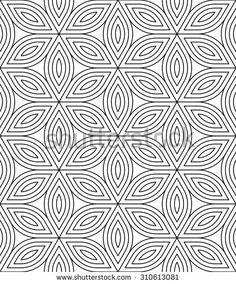 Geometric Flower Of Life Stock Vectors & Vector Clip Art | Shutterstock