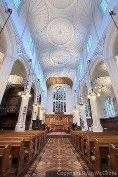 Saint Mary Aldermary Catholic Church, London, England