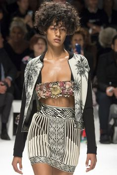 Fausto Puglisi - Milan Fashion Week / Spring 2016... - welcome in the world of fashion