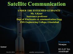 satellite communication presentations,uplink and downlink frequency Engineering Colleges, Professor, Communication, Ms, Presentation, Teacher, Communication Illustrations