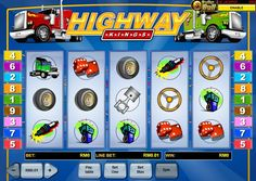 Everyone is welcome to join the craze in 'Highway Kings' #onlinecasino #slotgame