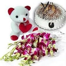Send Flower Cake Online Gifts To India Deliver Flowers Florist