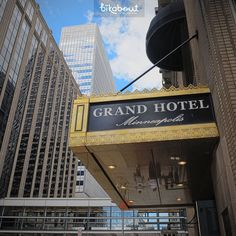 The Grand Hotel is a member of Bikabout.  If you stay there, you'll have access to their complimentary bikes and a curated route map that mounts to your handlebars and takes you to the best local eats, drinks and sights in downtown.