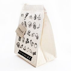REMINDER: Just bc there are veggies on the OUTSIDE of this bag doesn't mean you cannot pack a brownie INSIDE