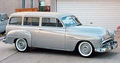 1951 Plymouth Suburban