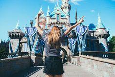 Moment: Vital. This picture represents vital, because Disneyland and having fun are vital parts of life.