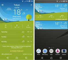 Xperia Weather 1.1.A.0.22 app