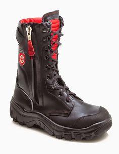 Pracovní a bezpečnostní obuv U-POWER: Zásahová obuv značky Steitz Secura