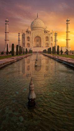 "Foto ""Taj Mahal"" by Mohammed Abdo (@abuazzam79) #500px"