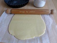 Pasta frolla con fecola di patate