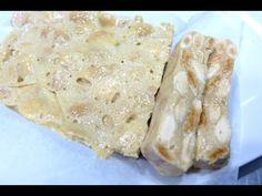 Turrón de almendras tradicional – La Dimensión Vegana