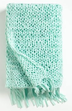 Nordstrom at Home Netting Knit Throw