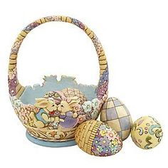 Honey Bunny Jim shore Easter Basket With 5 Eggs by Enesco, http://www.amazon.com/dp/B0078YCJ82/ref=cm_sw_r_pi_dp_sMF6qb1H5FEQX
