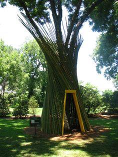 Bamboo Broom Non-treehouse