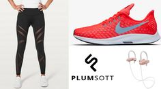 Enter to Win Ultimate Workout Kit including NEW Nike Pegasus & Lululemon Pants  [Value $250]