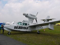 Lake Seawolf 03 - Lake Renegade - Wikipedia, the free encyclopedia Aircraft Maintenance Manual, Aviation Center, Aircraft Images, Airline Cabin Crew, Ground Effects, Airplane Photography, Flying Boat, Amphibians, Fighter Jets