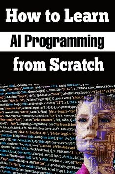 A beginners roadmap to learn to develop Artificial Intelligence application from scratch. Information about programming languages, what AI is capable of, AI tools and much more #ai #artificialintelligence #machinelearning