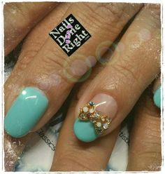Butterfly Bow Nail C...