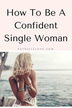 Are you struggling with acclimating yourself to your newfound singlehood? Or is being on your own for a while taking a toll on your sense of self-worth? Read on below to find out how you can be a confident, single woman in these times. How To Be A Confident Single Woman What Is Anxiety, Deal With Anxiety, Positive Mindset, Positive Quotes, My Future Job, How To Get Motivated, Positive Inspiration, Change Your Mindset, Motivational Words