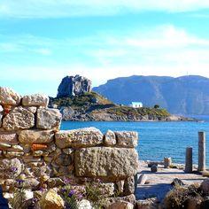 Ruins of S. Stefano, Kos, Greece