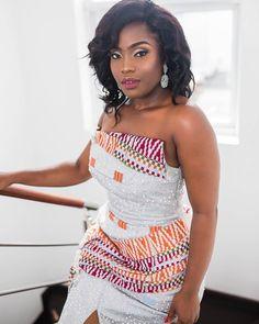 African Wear, African Attire, African Dress, African Print Fashion, African Fashion Dresses, African Traditional Wedding Dress, Latest Dress Design, Kente Dress, Kente Styles