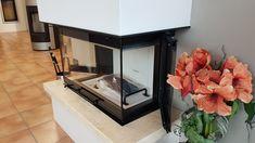 kominek z piękną wizją ognia Popcorn Maker, Kitchen Appliances, Fire, Diy Kitchen Appliances, Home Appliances, Kitchen Gadgets