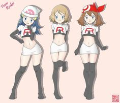 The New Member Of Team Rocket