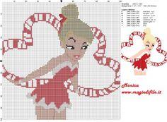 Schema punto croce Trilli natalizia 2 100x100 8 colori.jpg (2.37 MB) Mai osservato