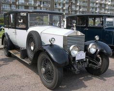 Chassis GUK19 (1926) Landaulette by Carbodies