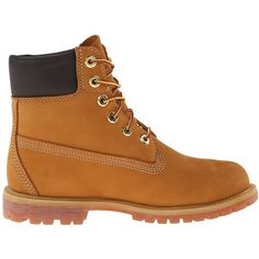 Amazon.com | Timberland Women's 6-Inch Premium Boot, Wheat, 6.5 W US |... ($89) ❤ liked on Polyvore featuring shoes, boots, ankle booties, wide boots, wide width ankle boots, ankle bootie boots, timberland booties and wide booties