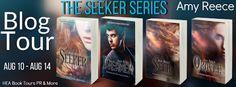 *..HEA Bookshelf..*: THE SEEKER SERIES by @AReeceAuthor - BLOG TOUR - #YA #ParanormalRomance #PNR -- REVIEWS!