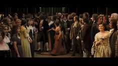 """2005 Brenda Blethyn in 'Pride and Prejudice'. Meryton Assembly dance is """"Tythe Pig"""". Royal National Theatre, Pride And Prejudice 2005, Country Dance, Romance, English Actresses, Drama Film, Keira Knightley, America's Got Talent, Dancing With The Stars"""