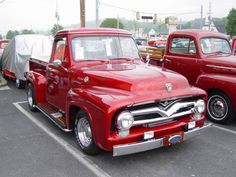 """""""55 Ford Truck- love this truck"""
