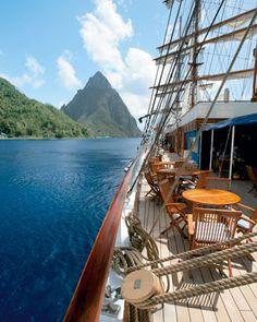 Best Honeymoon Cruises 2-Sea Cloud Cruises