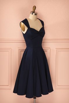 Short Homecoming Dress,Navy Blue Homecoming Dress,Homecoming Dresses,Short Prom Dress